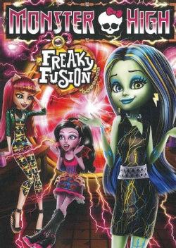 Monster High: Freaky Fusion (DVD)