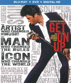 Get On Up (Blu-ray Disc)