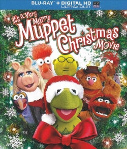 It's A Very Merry Muppet Christmas Movie (Blu-ray Disc)
