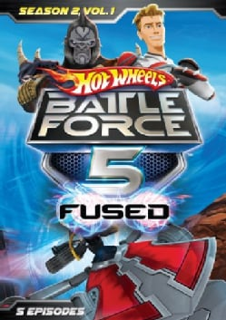 Hot Wheels: Battle Force 5: Season 2: Vol. 1 (DVD)