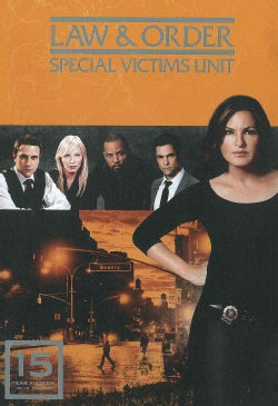 Law & Order: Special Victims Unit Season 15 (DVD)