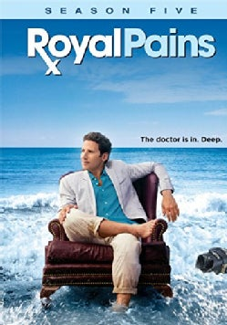 Royal Pains: Season Five (DVD)