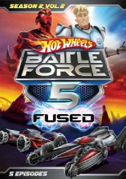 Hot Wheels: Battle Force 5: Season 2: Vol. 2 (DVD)