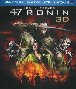 47 Ronin 3D (Blu-ray/DVD)