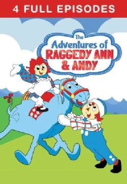 The Adventures of Raggedy Ann & Andy: Vol. 3: The Magic Wings Adventure (DVD)