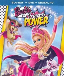Barbie In Princess Power (Blu-ray/DVD)