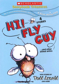 Hi! Fly Guy…and Other Animal Antics (DVD)