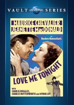 Love Me Tonight (DVD)