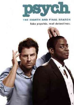 Psych: The Complete Eighth And Final Season (DVD)