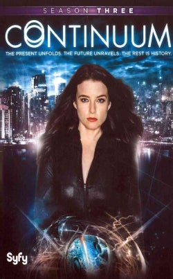 Continuum: Season Three (DVD)