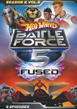 Hot Wheels: Battle Force 5: Season 2: Vol. 5 (DVD)