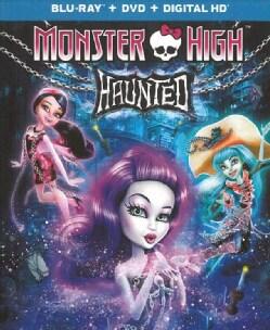 Monster High: Haunted (Blu-ray/DVD)