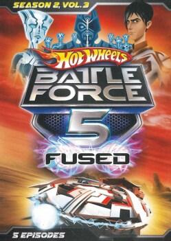 Hot Wheels: Battle Force 5: Season 2: Vol. 3 (DVD)
