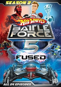Hot Wheels: Battle Force 5: Season 2 (DVD)