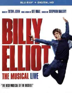 Billy Elliot: The Musical Live (Blu-ray Disc)
