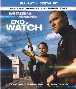End Of Watch (Blu-ray Disc)