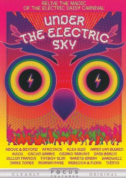 Under The Electric Sky (DVD)