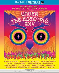 Under The Electric Sky (Blu-ray Disc)