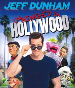 Jeff Dunham: Unhinged In Hollywood (Blu-ray Disc)
