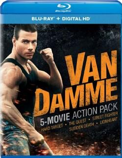 Van Damme 5-Movie Action Pack (Blu-ray Disc)