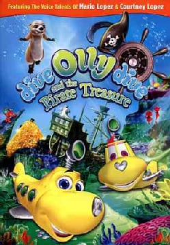 Dive Olly Dive And The Pirate Treasure (DVD)