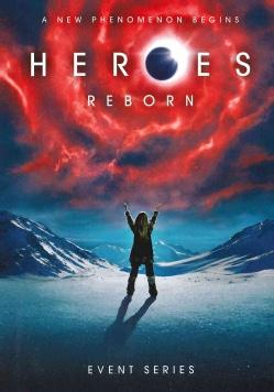 Heroes Reborn: Event Series (DVD)