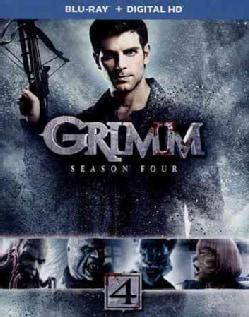 Grimm: Season Four (Blu-ray Disc)