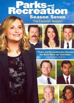Parks And Recreation: Season Seven (DVD)