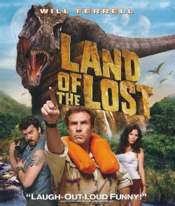 Land Of The Lost (Blu-ray Disc)