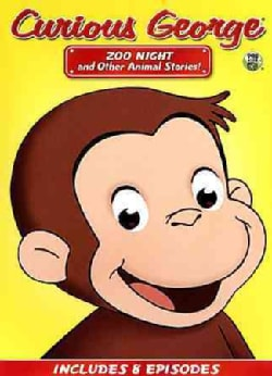 Curious George: Zoo Night And Other Animal Stories! (DVD)