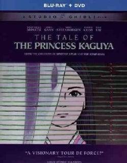 The Tale Of The Princess Kaguya (Blu-ray/DVD)