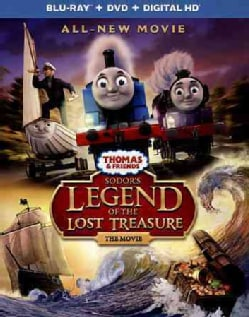 Thomas & Friends: Sodor's Legend Of The Lost Treasure (Blu-ray Disc)