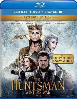 The Huntsman: Winter's War (Blu-ray/DVD)