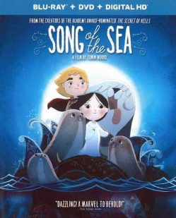Song Of The Sea (Blu-ray/DVD)