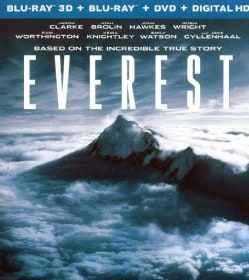 Everest 3D (Blu-ray/DVD)