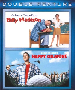 Billy Madison/Happy Gilmore (Blu-ray Disc)