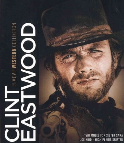 Clint Eastwood: 3-Movie Western Collection (Blu-ray Disc)