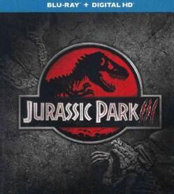 Jurassic Park III (Blu-ray Disc)
