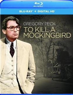 To Kill A Mockingbird (Blu-ray Disc)