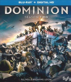 Dominion: Season Two (Blu-ray Disc)