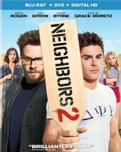 Neighbors 2: Sorority Rising (Blu-ray/DVD)