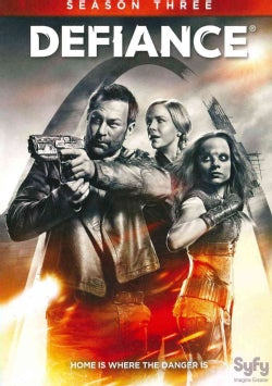 Defiance: Season Three (DVD)