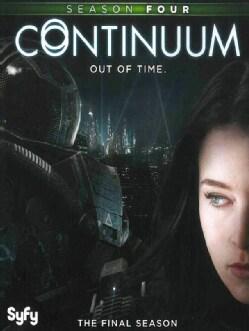 Continuum: Season Four (Blu-ray Disc)