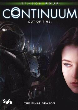 Continuum: Season Four (DVD)