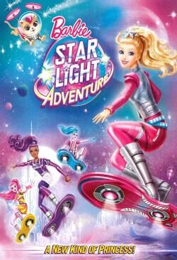 Barbie: Star Light Adventure (DVD)