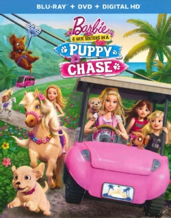 Barbie & Her Sisters In A Puppy Chase (Blu-ray Disc)