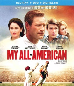 My All American (Blu-ray/DVD)
