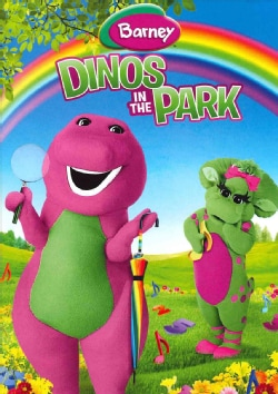 Barney: Dinos In The Park (DVD)