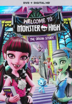 Monster High: Welcome To Monster High (DVD)