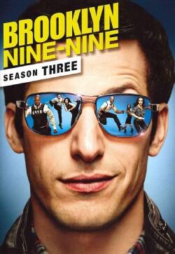 Brooklyn Nine-Nine: Season Three (DVD)